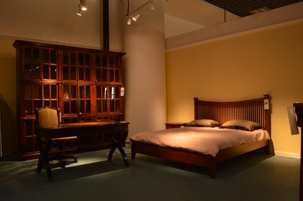 如何对红木家具卖场 实木家具卖场 进行合适的灯光选择